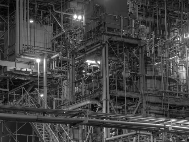 工場照明 ストックフォト