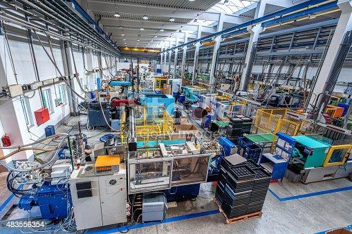 istock Factory interior 483556354