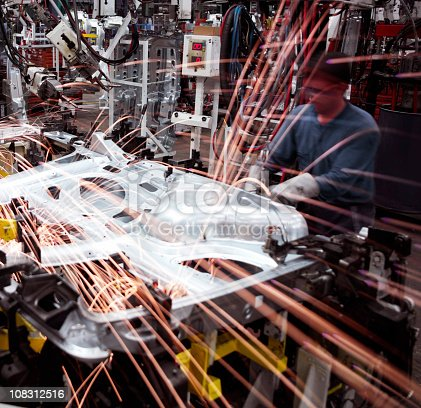 istock Factory Manufacturing 108312516