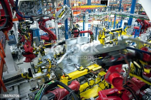 114166156 istock photo Factory Manufacturing 185264709