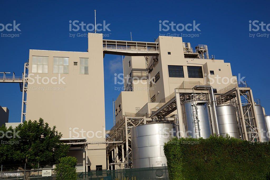 Factory stock photo