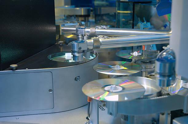 DVD-Fabrik – Foto