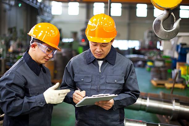 Fabrik Arbeiter – Foto