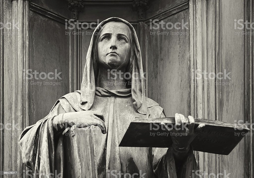 Faculty of Theology royalty-free stock photo