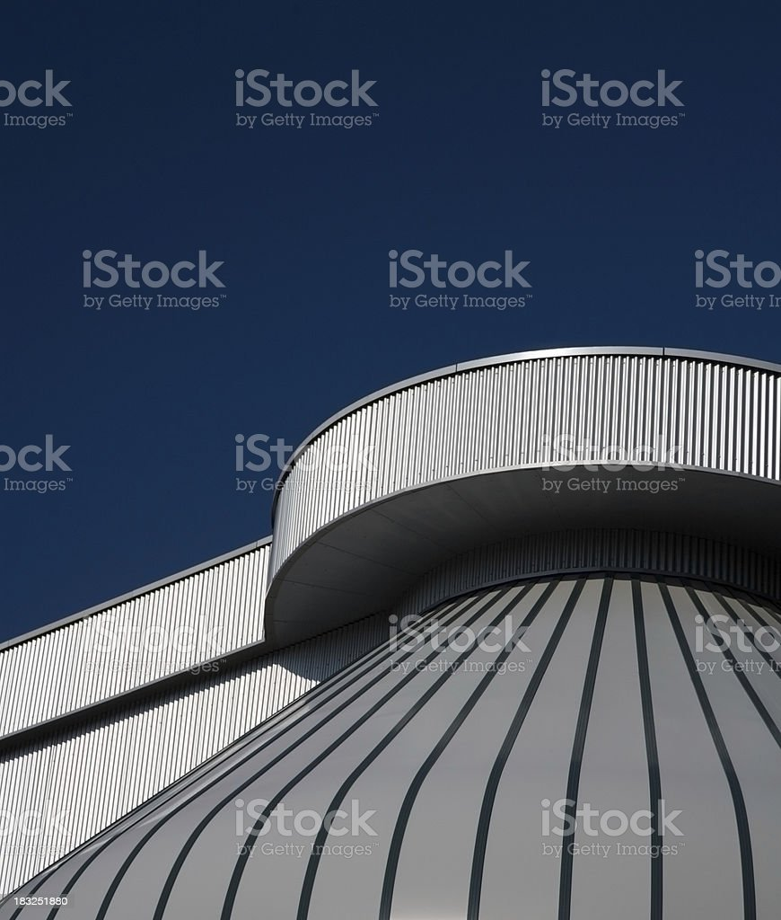 fade to grey architecture detail royalty-free stock photo