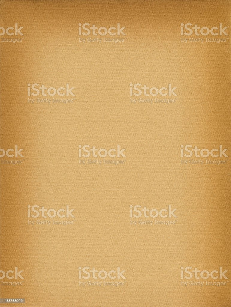 Faded blank page of an old book royalty-free stock photo