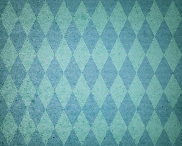 papier, ausgeblichenem diamant-muster - kariertes hintergrundsbild stock-fotos und bilder