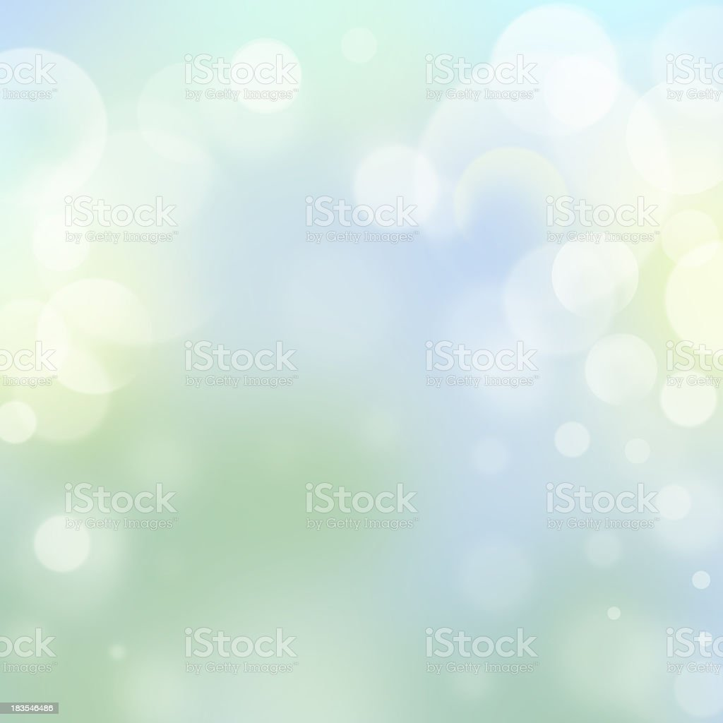 Faded glowing pale background with spots royalty-free stock photo