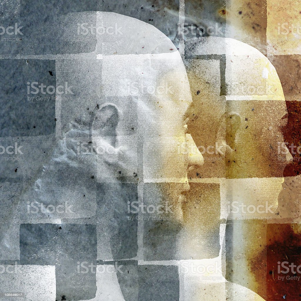 faded picture  Abstract Stock Photo