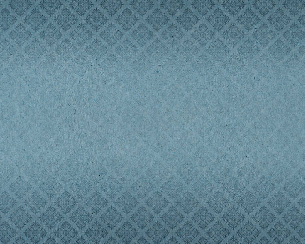 faded wallpaper with floral pattern Please view more retro paper backgrounds here: wallpaper sample stock pictures, royalty-free photos & images