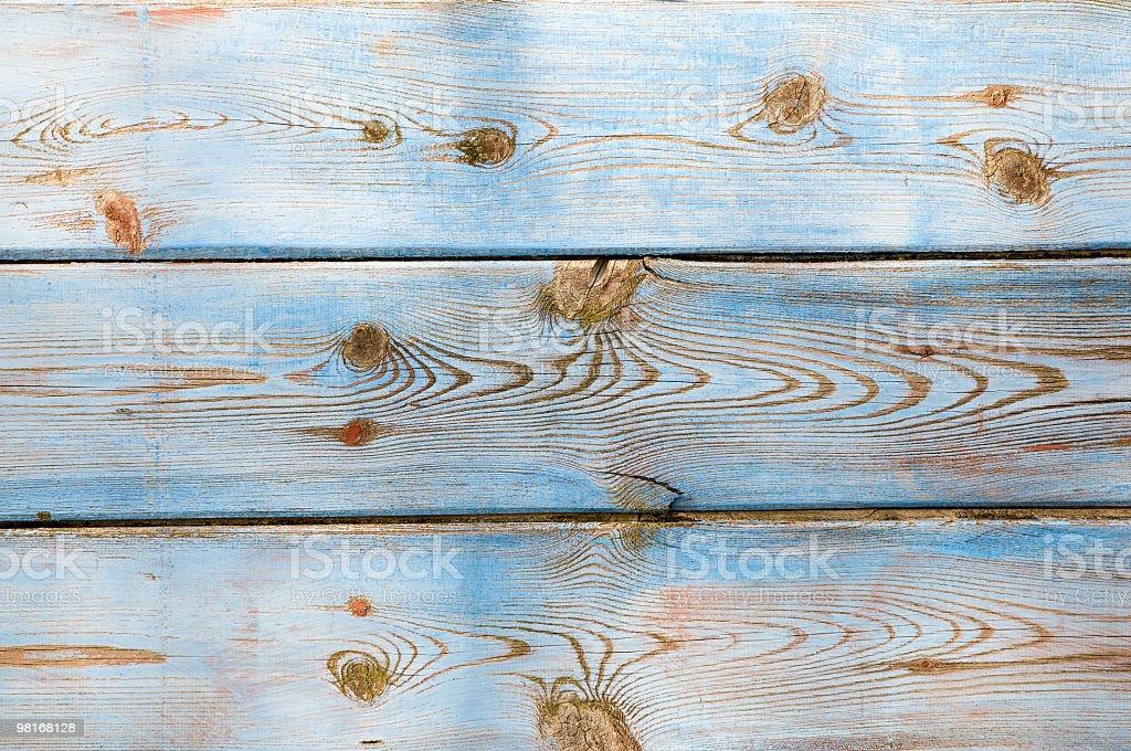 Faded wooden slats royalty-free stock photo