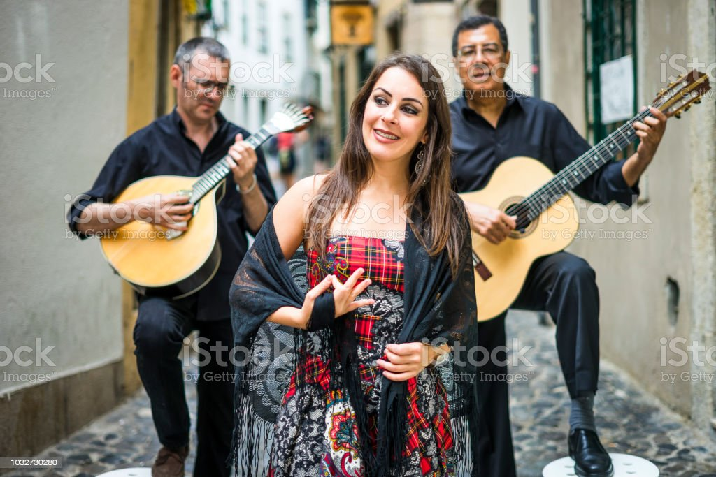 Fado Sänger