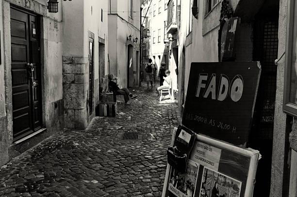 Fado in Lissabon – Foto