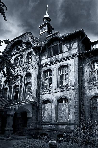 Haunted maison - Photo