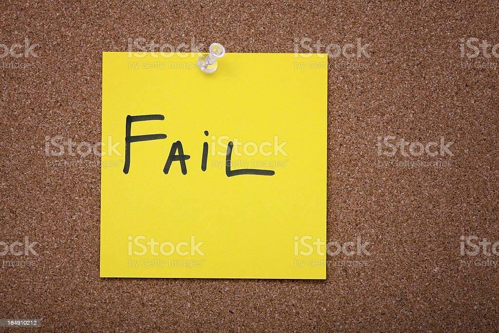 Fail – Foto
