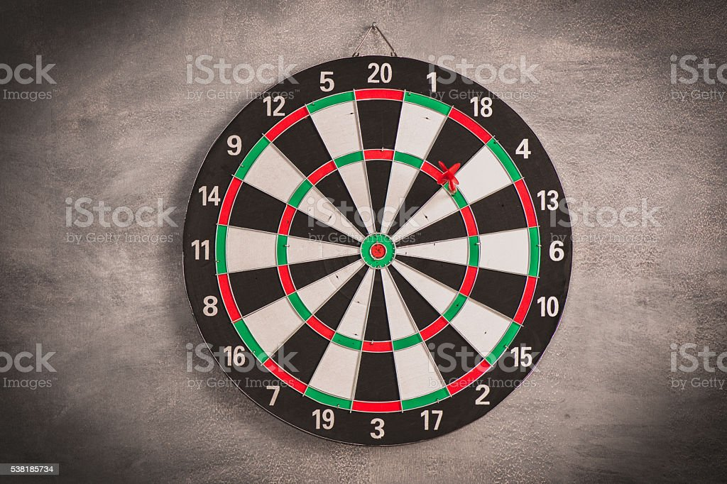 fail target aim stock photo