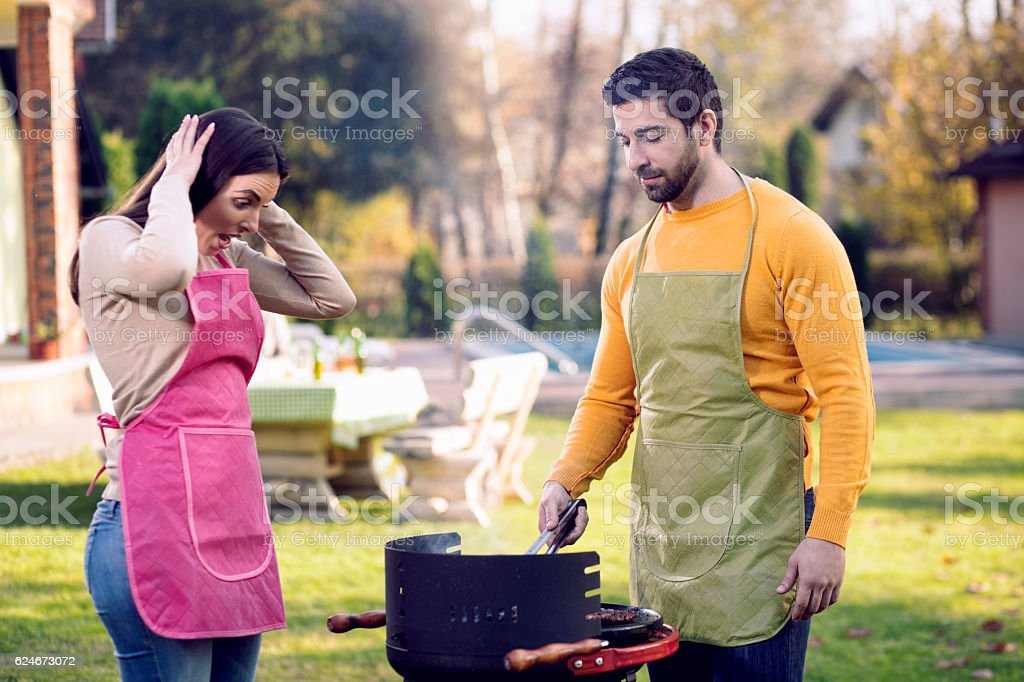 A échoué grill - Photo