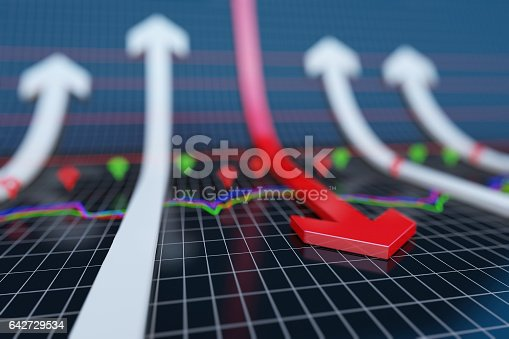 istock Failed to go bankrupt 642729534