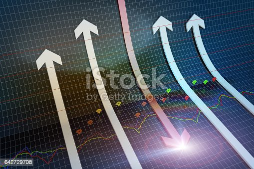 istock Failed to go bankrupt 642729708