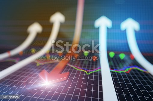 istock Failed to go bankrupt 642729850