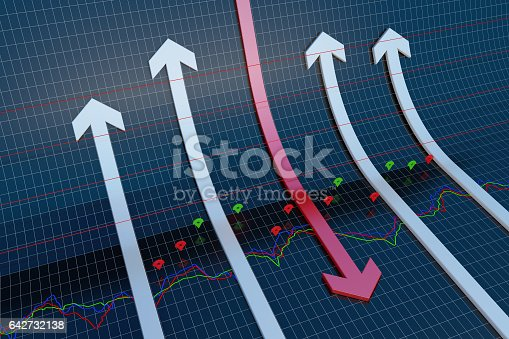 istock Failed to go bankrupt 642732138