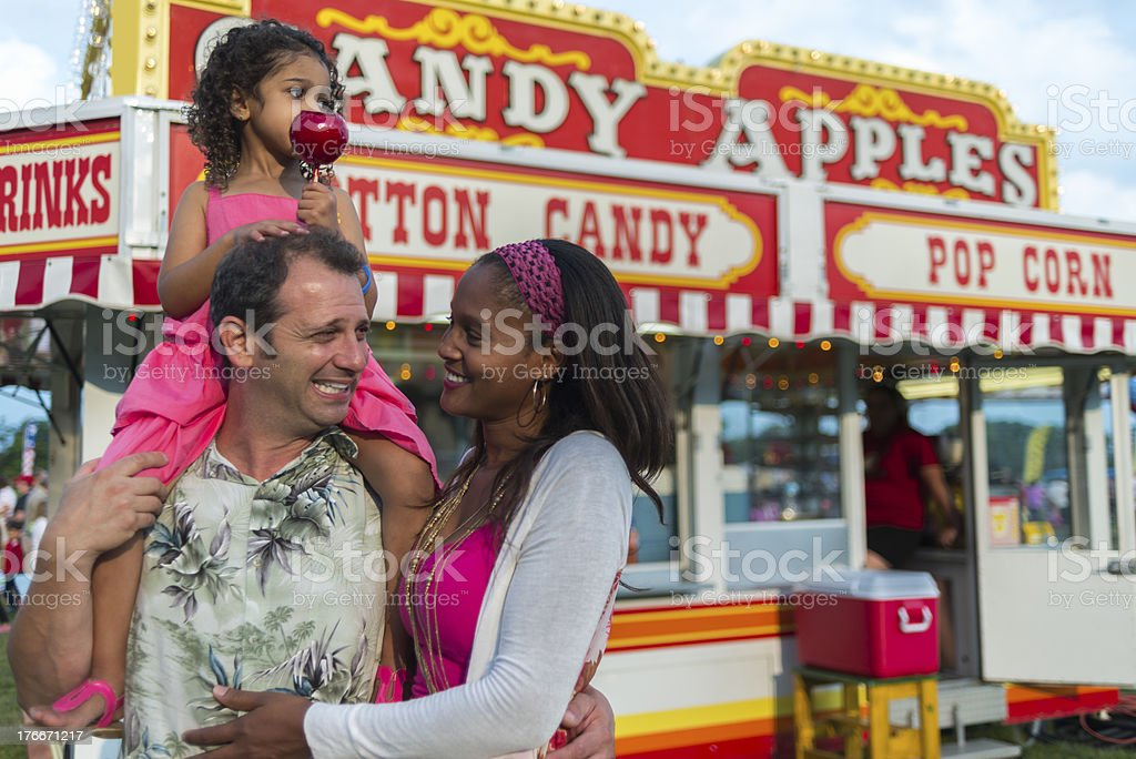 Fair Food royalty-free stock photo