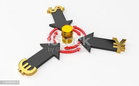 istock Fair trad-3D Rendering 1154002913