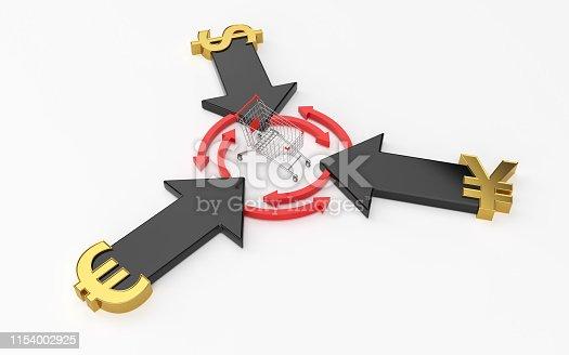 istock Fair trad-3D Rendering 1154002925