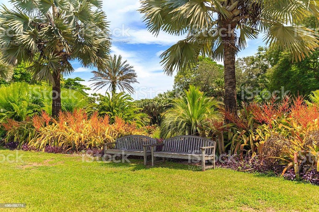 Fairchild Tropical Botanic Garden Miami Fl Usa Stock Photo & More ...