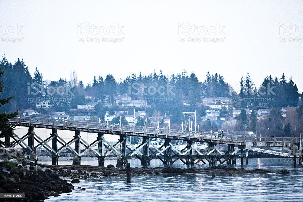 Fairhaven stock photo