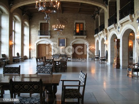 Fairmont Springs at Banff dining hall....If you like this image you may want to look at other Canada Images of mine :