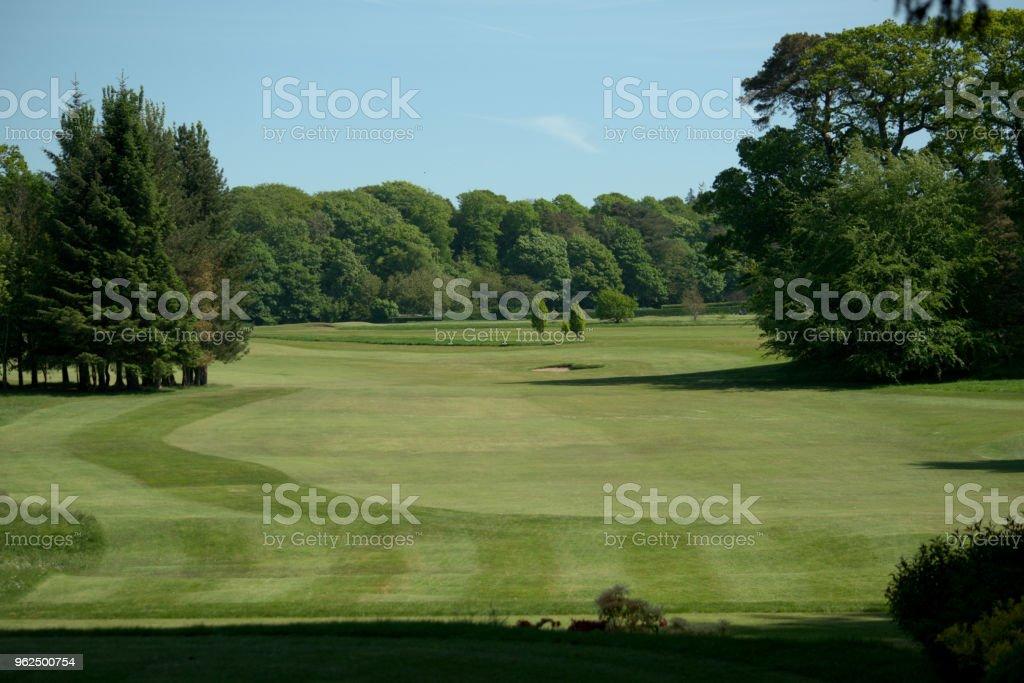 Fairway - Royalty-free Golf Stock Photo