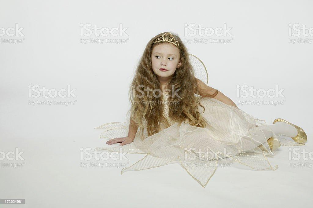 Fairy 0002 royalty-free stock photo