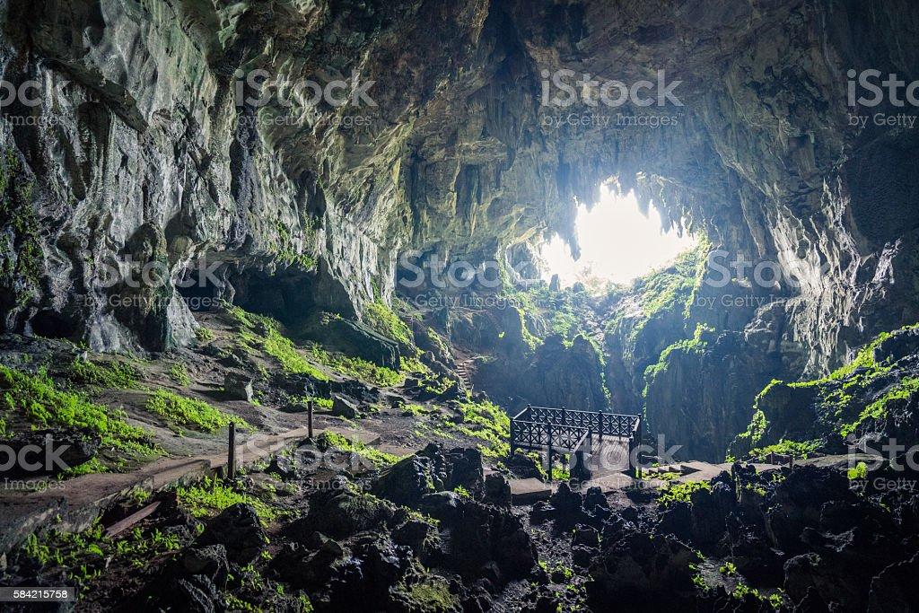 Fairy Cave stock photo
