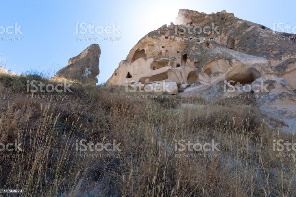 Fee Cheminees Cappadoce Turquie Photos Et Plus D Images De