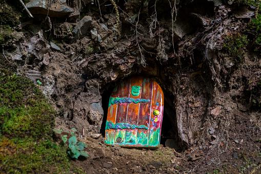 A Fairy Door