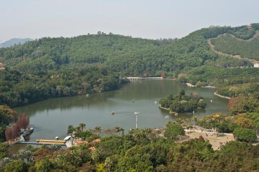 Fairy Lake Botanical Garden Shenzhen China Stock Photo - Download Image Now