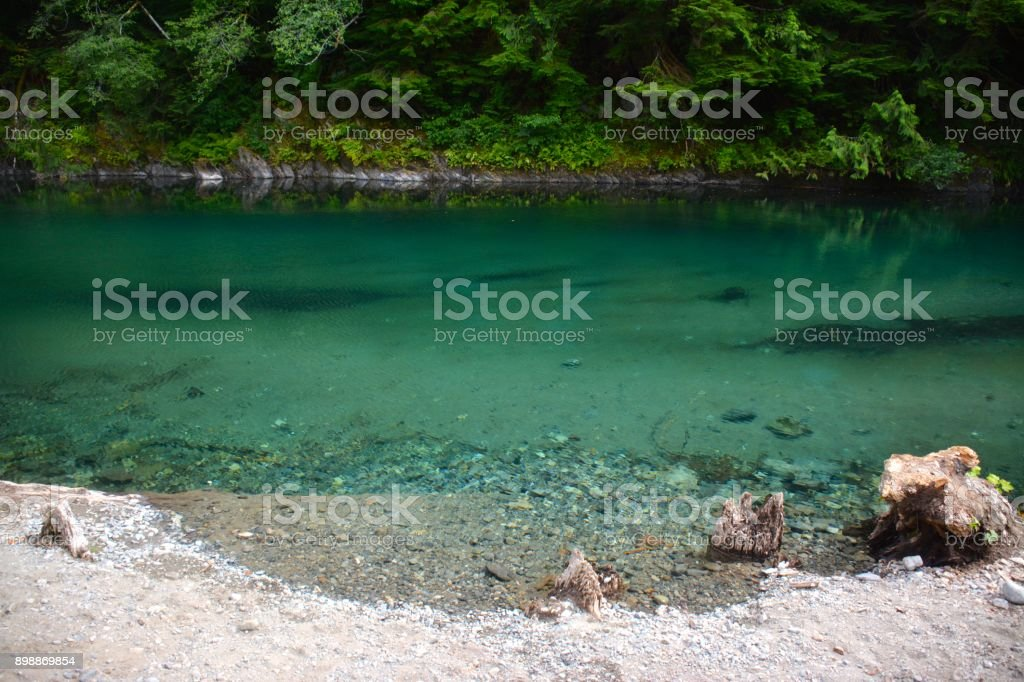 Fairy Lake royalty-free stock photo