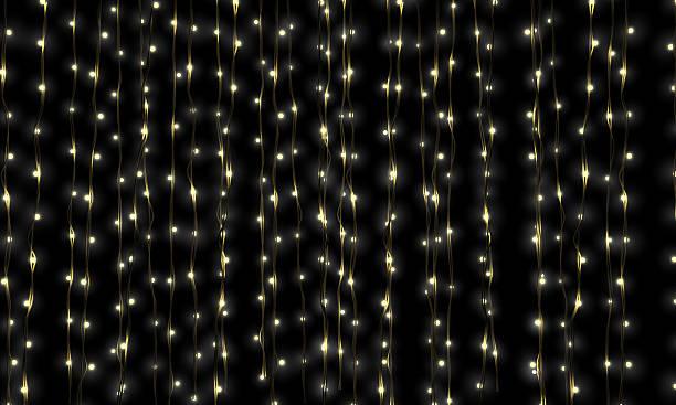 fairy licht - lichtschlauch stock-fotos und bilder