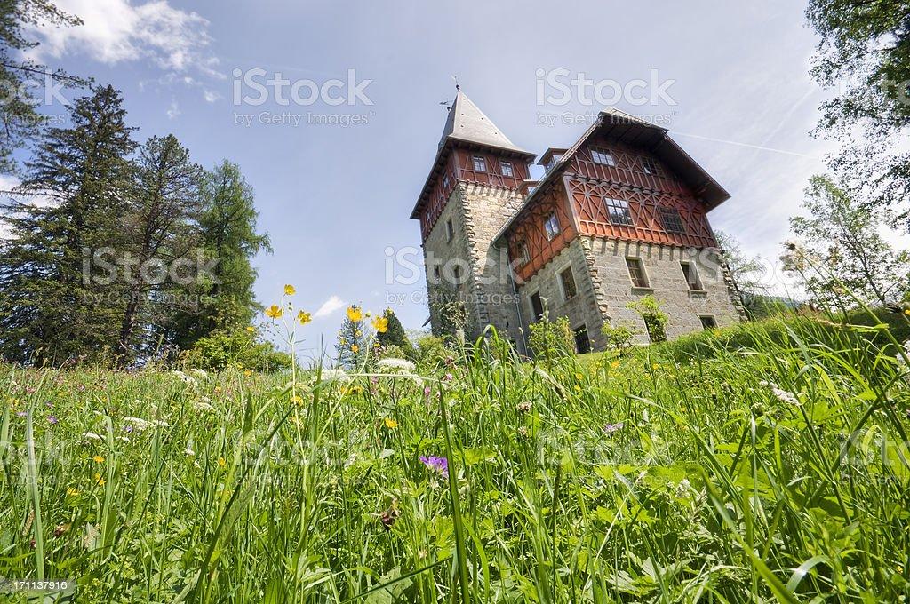 Fairy Tale House stock photo