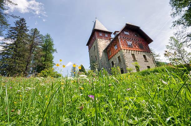 märchen house - grimms märchen stock-fotos und bilder