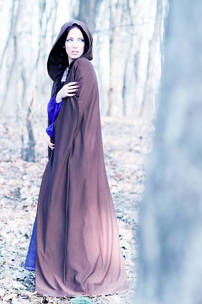 märchen lady - elfenkostüm damen stock-fotos und bilder