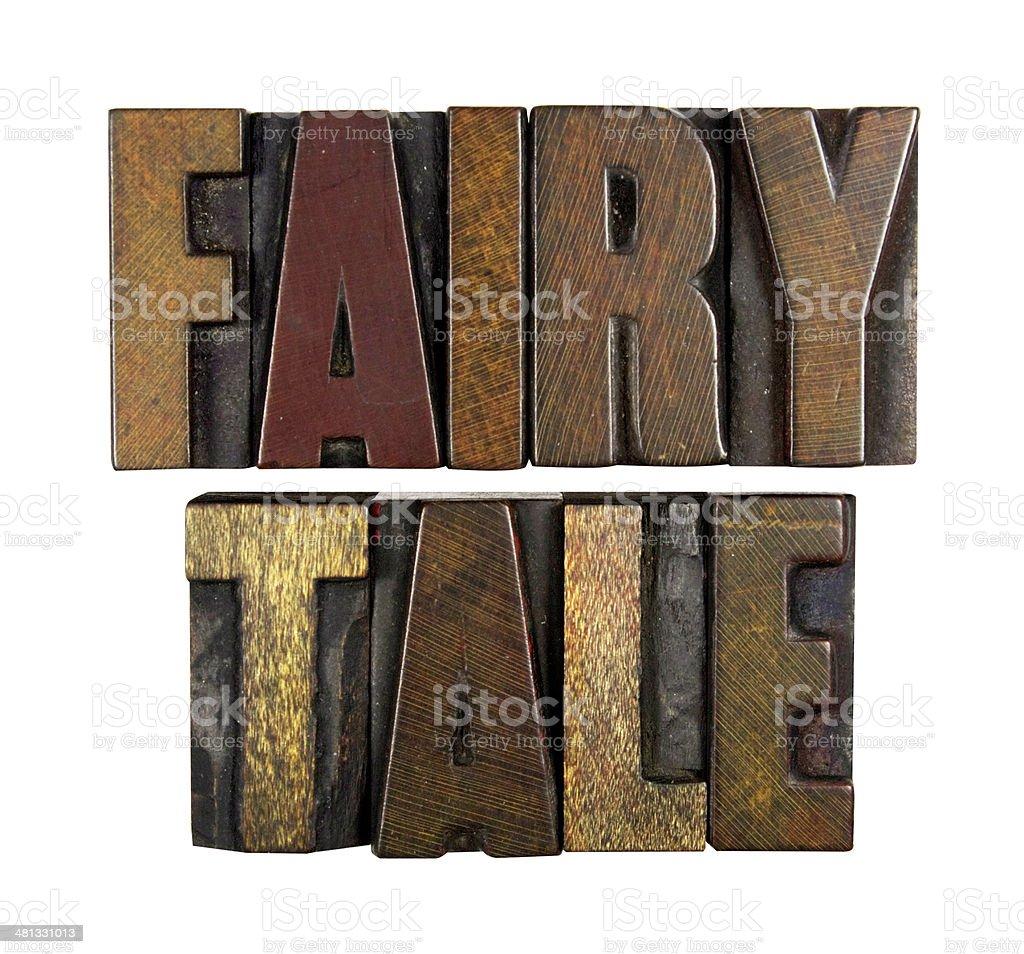 Fairy Tale stock photo