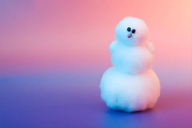 Fairy winter coming stock photo