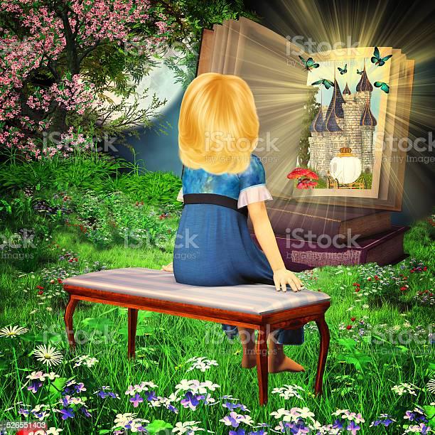 Photo of Fairytale book