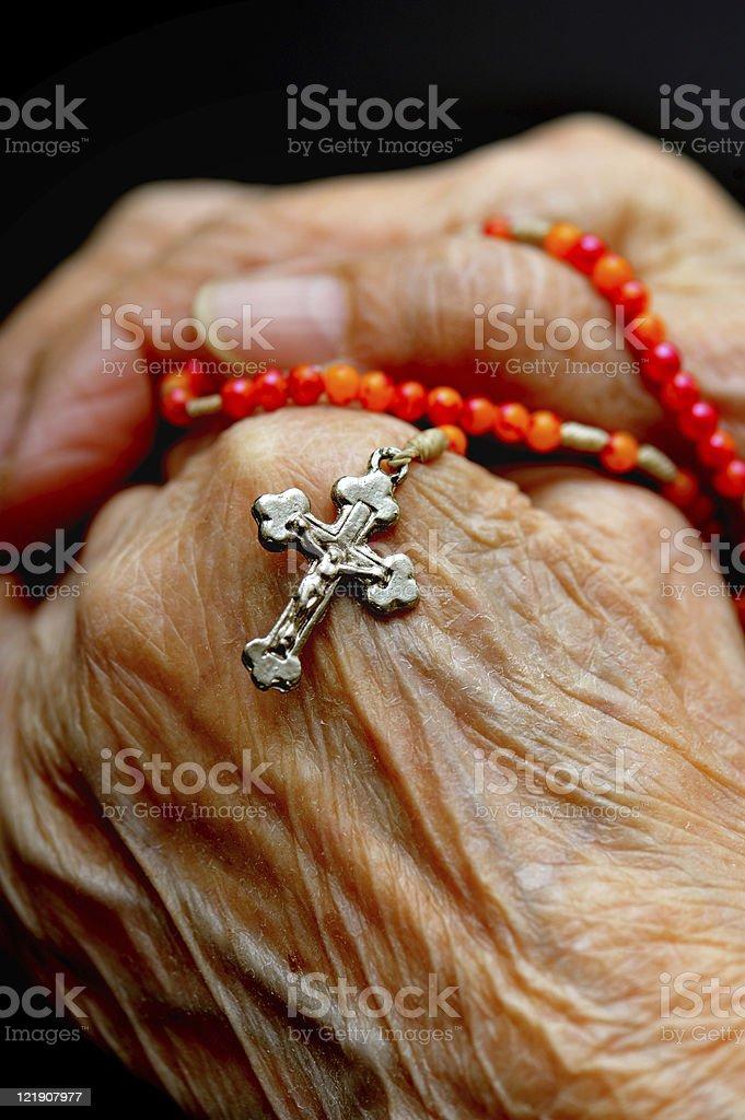 faith endearing royalty-free stock photo