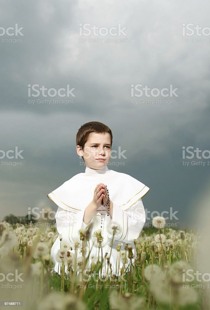 faith royalty-free stock photo