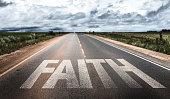 istock Faith sign 687814160