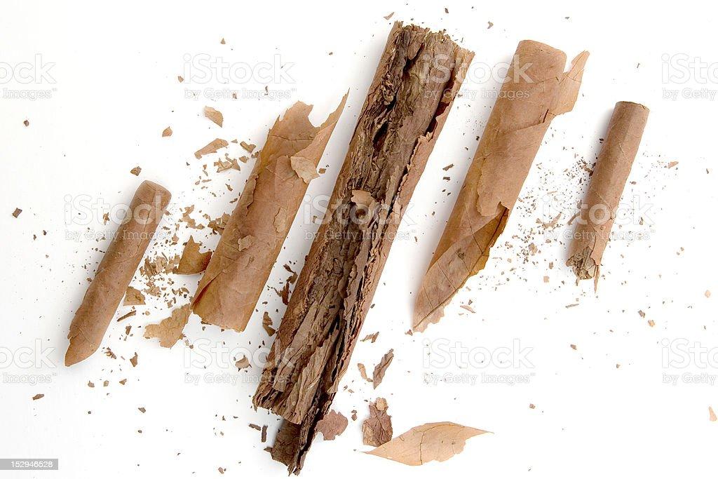 Fake Cigar stock photo
