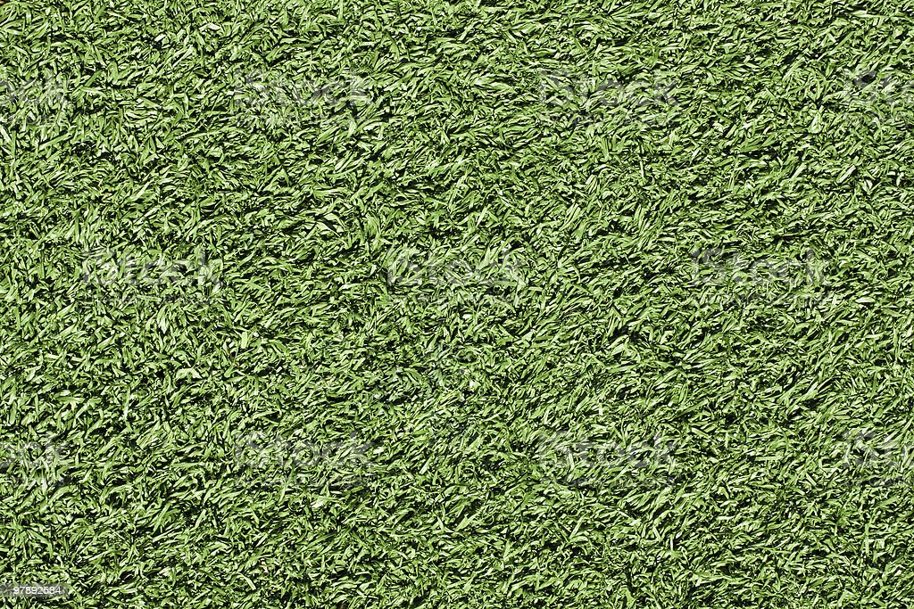 Fake green grass background royalty-free stock photo